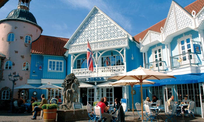 A Fairytale Europe Europa Park Germany Travel The Guardian