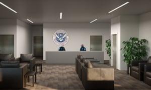 TSA agents will screen guests before their flight.