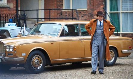 Hugh Grant as Thorpe