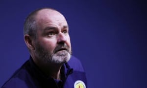 Scotland's head coach Steve Clarke says: 'It's important that neither myself nor this squad of players take in that it's been 22 years of doom and gloom.'
