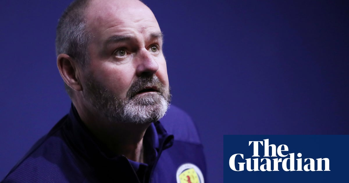 Steve Clarke: 'In Scotland people sweep sectarianism under the carpet'