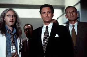 Bill Pulman, centre, as President Whitmore in Independence Day
