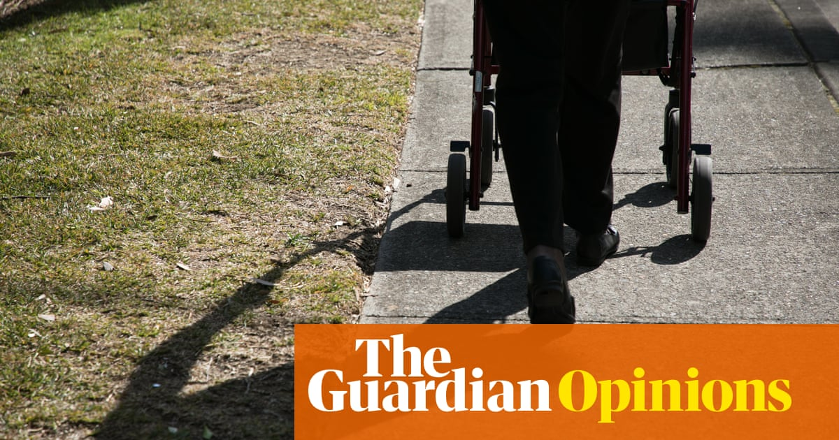 I have to treat the patients like objects: The harsh reality of working in dementia care | Anonymous