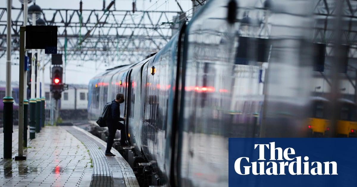 Rail firms not alone in crossing fingers on the return of commuters