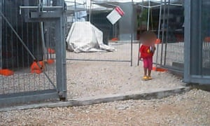 Clear child-protection policies have not been implemented on Nauru, and  serious assaults continue