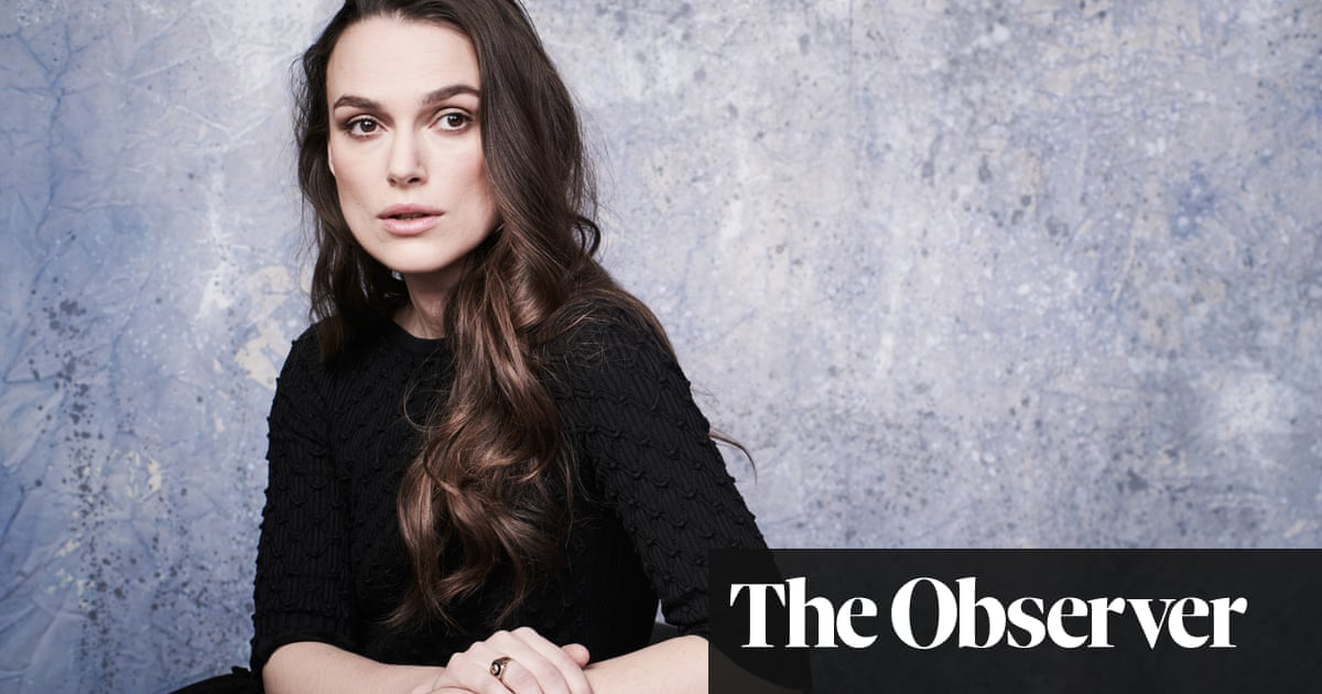 Keira Knightley: 'Iraq was the first time I'd been politically engaged'