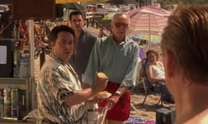 Stan Lee movie cameos - X-Men