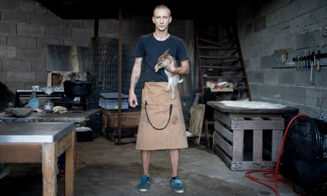 Pet project: roadkill helps radical art group defy the norm