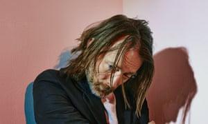 Thom Yorke in 2013.