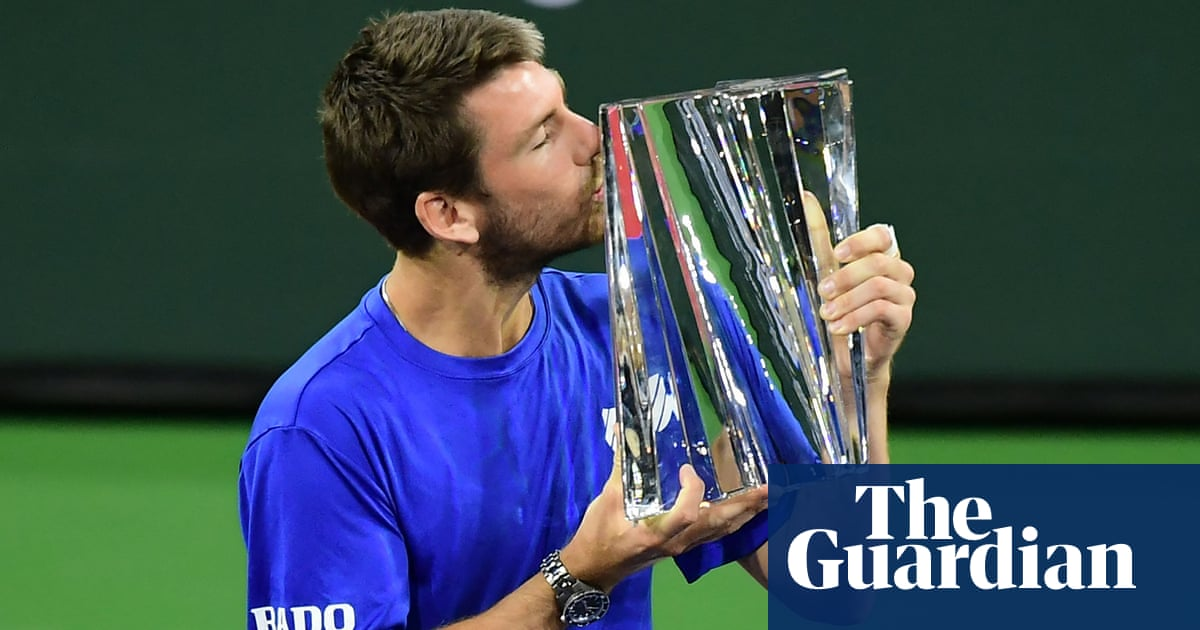 Cameron Norrie claims biggest win of his career to collect Indian Wells title