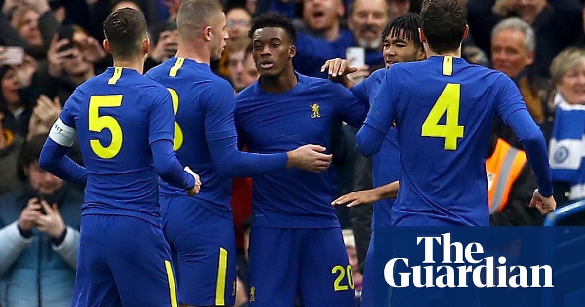 Hudson-Odoi and Barkley strike early as Chelsea ease past Nottingham Forest