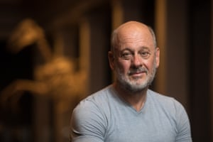Professor Tim Flannery, one of Australia's leading writers on climate change