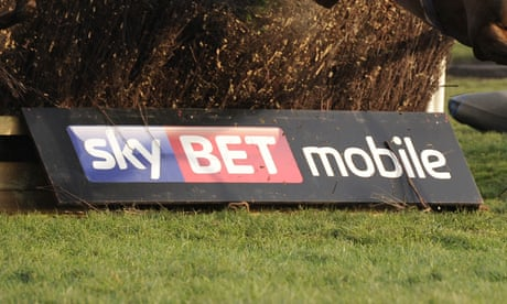 Sky Bet fined £1m for failing to protect vulnerable
