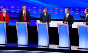 Democratic debates: how healthcare is defining and dividing