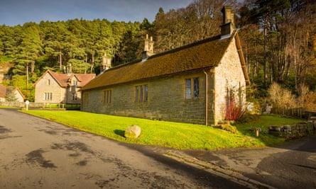 Cragside bunkhouse, Northumberland,
