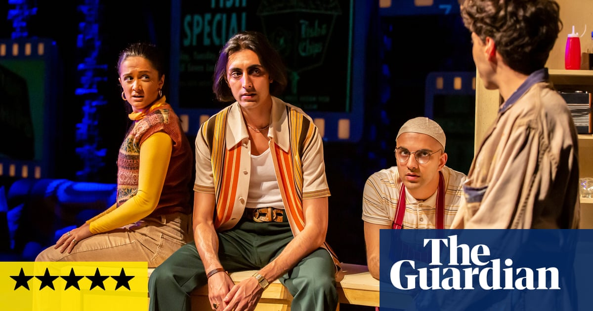 East Is East review – magnificent revival of culture-clash classic