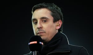 From a current player's perspective, Gary Neville's trenchant criticism of Arsenal in the Carabao Cup final seemed almost like the unspoken rule of protection had been broken.