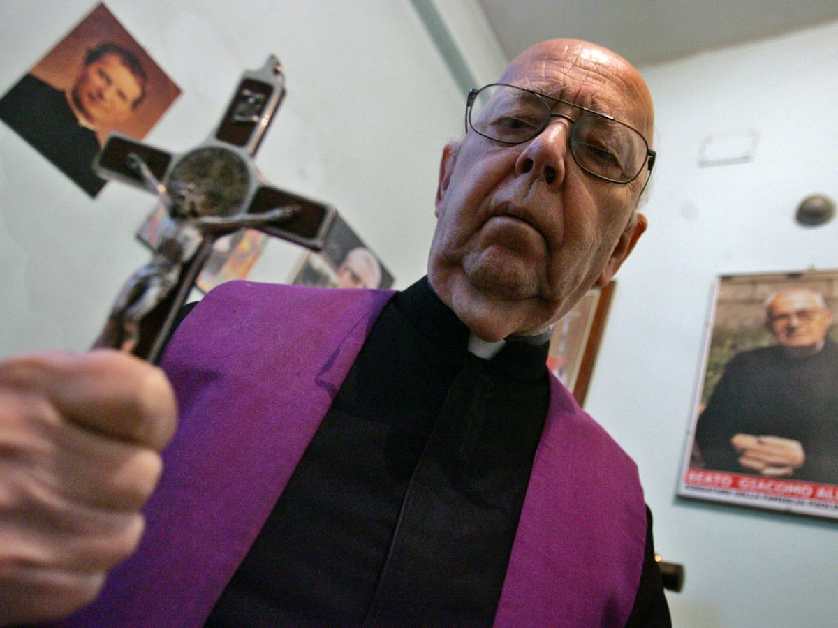 Exorcists Are Back And People Are Getting Hurt Catholicism The Guardian
