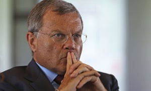 Sir Martin Sorrell of WPP received a record £70m last year