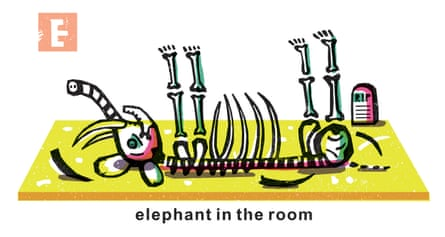 E - style guide illustration