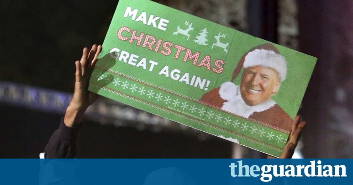 Trump backers get 'revenge gifts' from relatives: donations to liberal causes