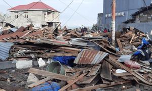 UPDATES - Indonesia Tsunami 1012