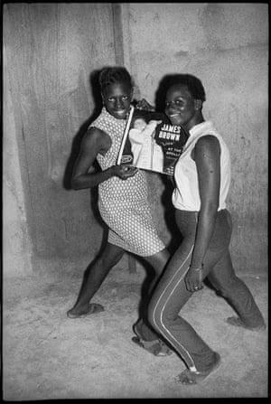 fans de james brown 1964