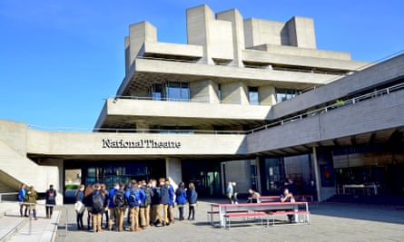 No thanks … Richard Eyre fought against the National Theatre being landed with a royal charter.