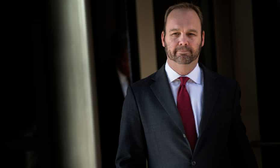 Rick Gates frequently used the phrases 'It's possible' and 'I don't recall' as Downing challenged him about inconsistencies in testimony he gave to the special counsel's office.