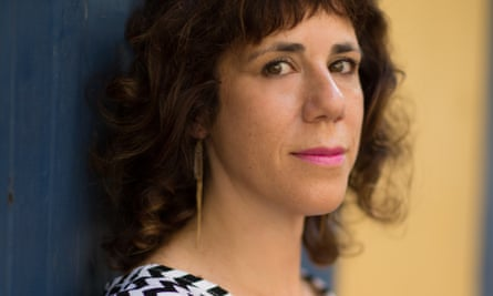 'I just loved writing more than anything else' … Jami Attenberg.