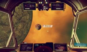 No Man's Sky Foundation screengrab