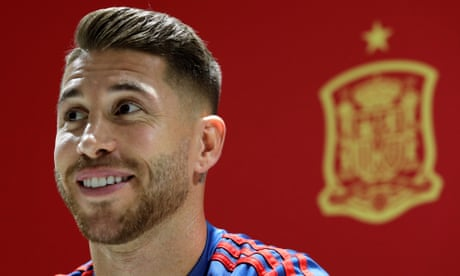 Sergio Ramos singles out Harry Kane for praise before match in Seville