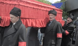 Scene from The Death of Stalin.