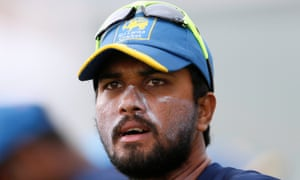 Sri Lanka captain Dinesh Chandimal will miss the second Test against South Africa in Colombo starting on Friday