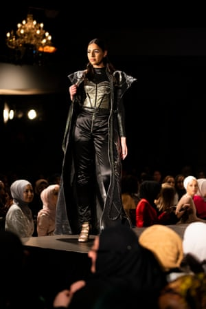 Melbourne fashion week's first modest runway show – in