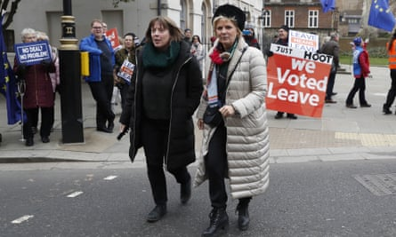Jess Phillips and Anna Soubry
