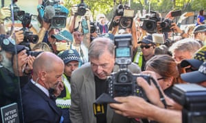 Lawyers for 36 news organisations and journalists are seeking more information about the George Pell contempt of court charges