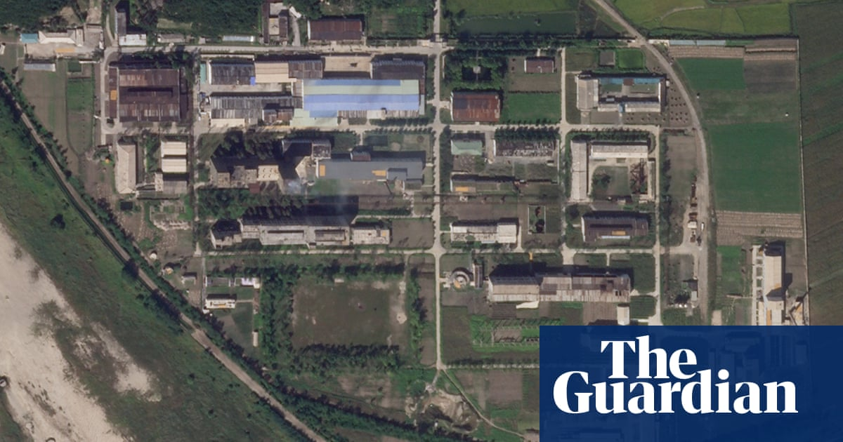 North Korea expanding weapons-grade uranium plant, satellite images suggest