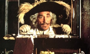 Frank Finlay in The Return of the Musketeers.