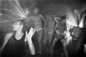Body Heat at the Conscious Club, Trinity Centre, July 1994
