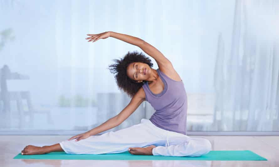 According to a report, 36.7 million people practise yoga in the US.