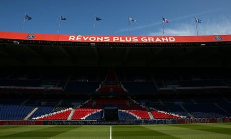 Paris Saint-Germain v Real Madrid: Champions League – live!