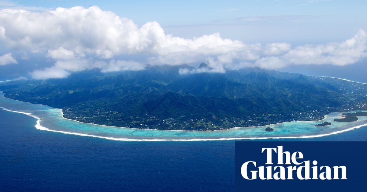 The Cook Islands Everyone S Happy If You Re Not Happy You Re In The Wrong Place Cook Islands Holidays The Guardian