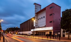 Luton Odeon.