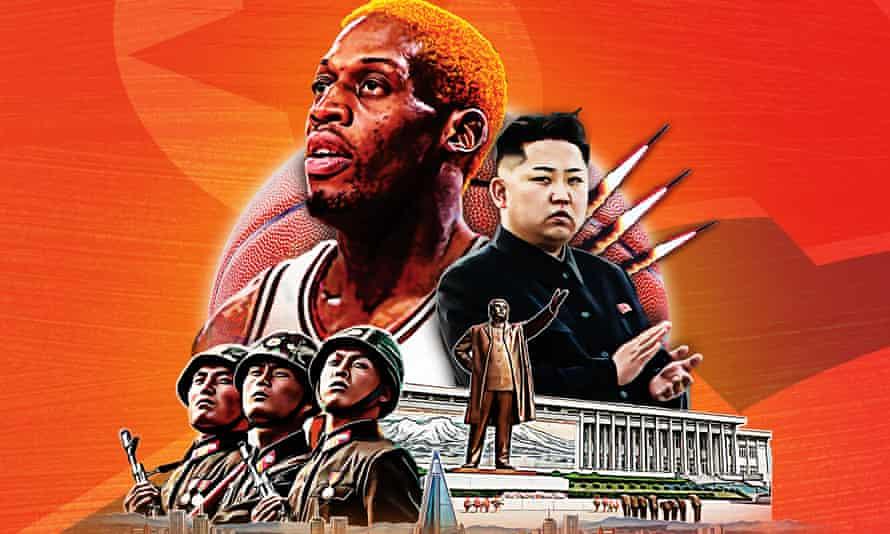 Dennis Rodman's Big Bang in Pyongyang.