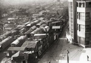 Porte de Choisy, 1940