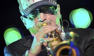 Tomasz Stańko performing in Gdańsk, in his native Poland, in 2011.