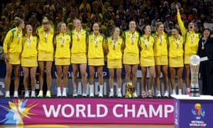 Australia were deserved winners, but they might find themselves looking over their shoulders come the next instalment of the Netball World Cup in 2019.