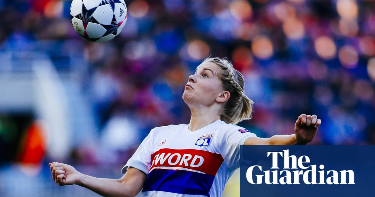Lyon's Ada Hegerberg: 'Girls in Norway don't have the same