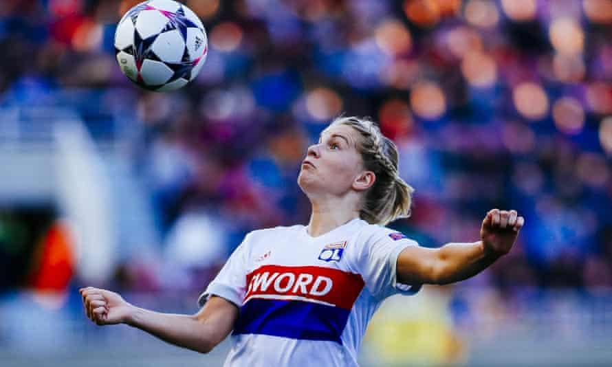 Ada Hegerberg has flourished with Lyon